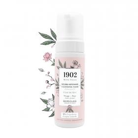 Espuma limpiadora facial para todo tipo de pieles 1902 Mille Fleurs  150 g.