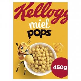 Cereales miel Pops Kellogg's 450 g.