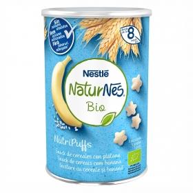 Snacks de plátano Naturnes Bio 35 g.