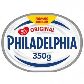 Queso de untar original Philadelphia 350 g.