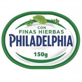 Queso de untar con finas hierbas Philadelphia 150 g.