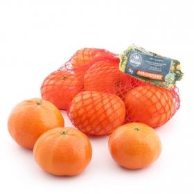 Mandarina Calidad y Origen Carrefour malla 1 Kg