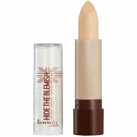 Corrector de ojeras e imperfecciones Hide the Blemish Rimmel 1 ud.