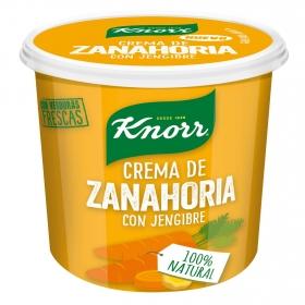 Crema de zanahoria con jengibre Knorr 400 ml.