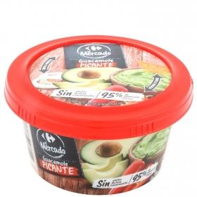 Guacamole picante Carrefour 200 g