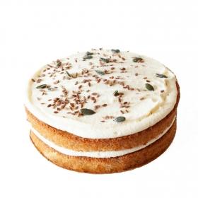 Cake semillas ecológica Carrefour Bio 580 gr