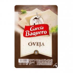 Queso de oveja en lonchas García Baquero 125 g.