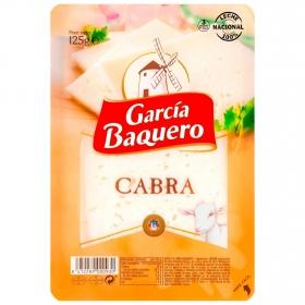 Queso cabra lonchas García Baquero 125 g.