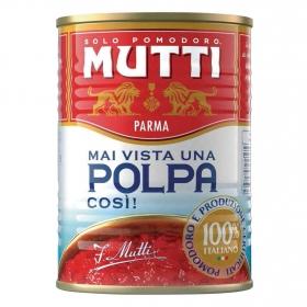 Pulpa de tomate Mutti 400 g.