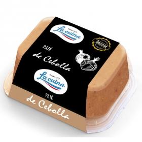 Paté de cebolla caramelizada La Cuina 130 g.