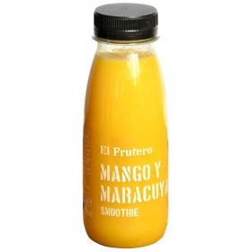 Smoothie de mango y maracuyá El Frutero botella 25 cl.