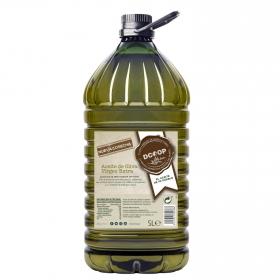 Aceite de oliva virgen extra Aove Dcoop 5 l.