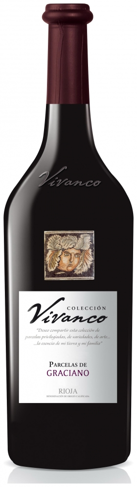 Coleccion Vivanco Parcelas De Graciano Tinto 2015