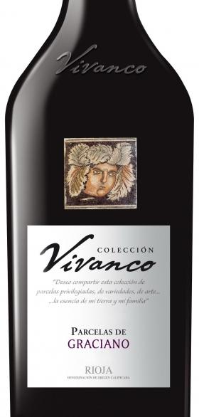 Coleccion Vivanco Parcelas De Graciano Tinto Con Crianza 2015