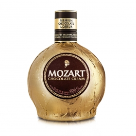 Crema de chocolate Mozart 50 cl.