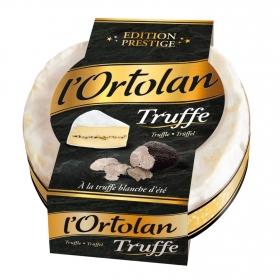 Queso brie con trufa Ortolant Prestine 135 g