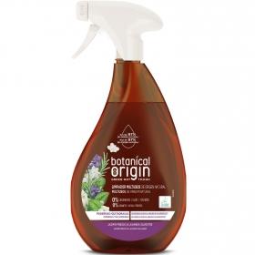 Limpiador multiusos ecológico jazmín fresco y lavanda silvestre Botanical Origin 500 ml.