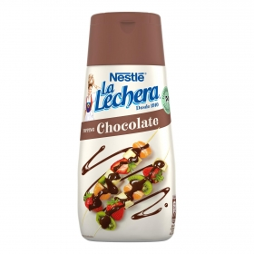 Sirope de chocolate La lechera 450 g.