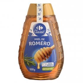 Miel de romero Carrefour 500 g.