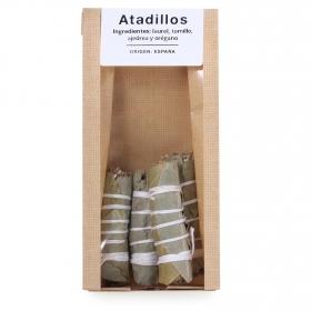 Atadillos hierbas aromaticas 4 ud