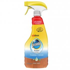 Limpiamuebles Aloe Vera en Spray Pronto 500 ml.