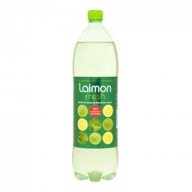 Refresco de lima-limón Laimon Fresh con gas botella 1,5 l.