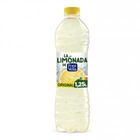 Agua mineral Font Vella Levité con zumo de limón 1,25 l.
