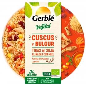 Cuscús con soja ecoloógico Gerble Bio 220 g.