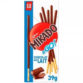 Palitos de chocolate Mikado Lu 39 g.