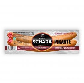 Salchichas picante Schara 170 g.