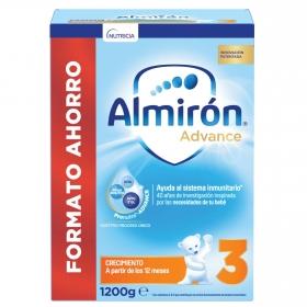 Leche de Crecimiento Almirón 3 1,2 kg