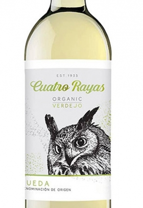 Cuatro Rayas Blanco 2019