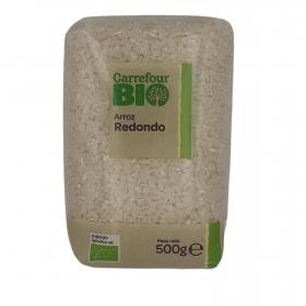 Arroz redondo ecológico Carrefour Bio 500 g.