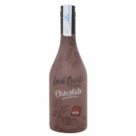 Crema de chocolate Loch Castle 70 cl.