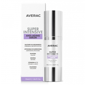 Serum facial anti-edad Super Intensive Averac 30 ml.