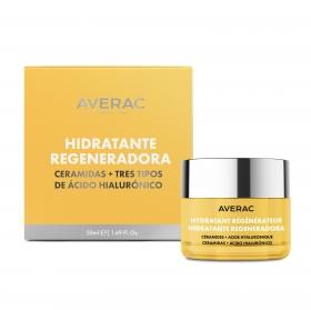 Crema hidratante regeneradora Averac 50 ml.