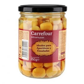 Altramuces Carrefour 250 g.