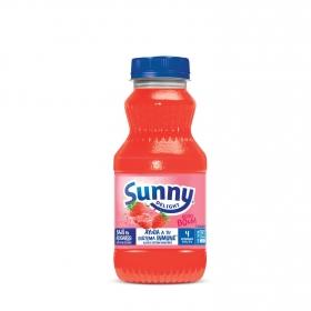 Zumo de fresa Sunny Delight botella 31 cl.