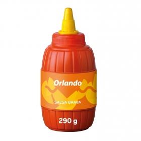 Salsa brava Orlando envase 300 g.