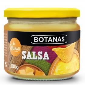 Salsa de queso Botanas 300 g.