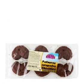 Palmeras integrales de chocolate San Diego 200 g.