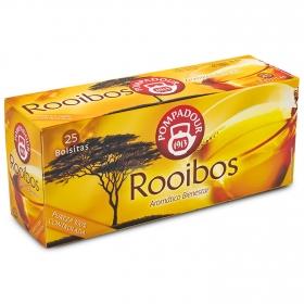 Té Rooibos en bolsitas Pompadour 25 ud.