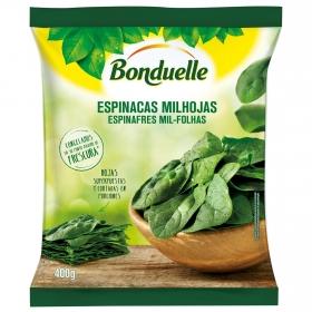 Espinacas Milhojas Bonduelle 400 g.