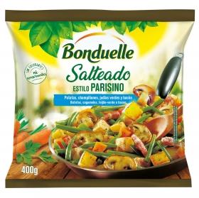 Salteado estilo Parisino Bonduelle 400 g.