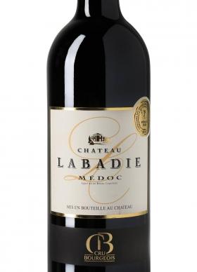 Cru Bourgeois Château Labadie Medoc Tinto 2017
