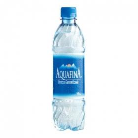 Agua Aquafina 50 cl.