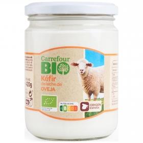 Kéfir de leche de oveja ecológico Carrefour Bio 420g.