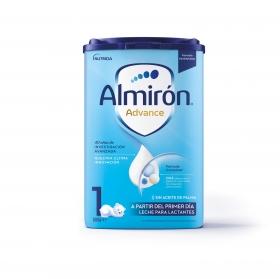Leche infantil para lactantes desde el primer día en polvo con Pronutra+ Almirón Advance 1 lata 800 g.