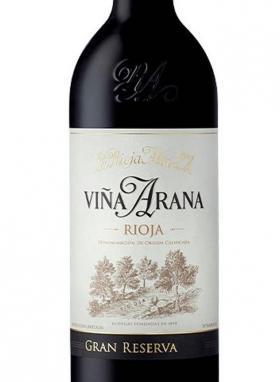 Viña Arana Tinto Gran Reserva 2012