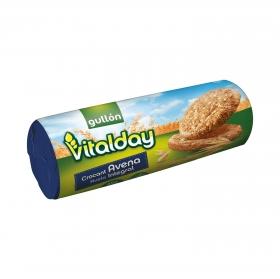 Galleta crocant integral con avena Vitalday Gullón 265 g